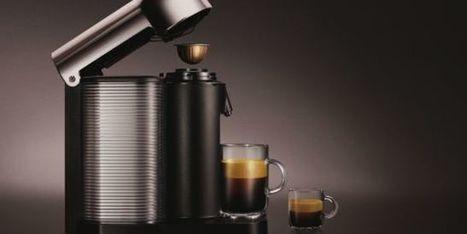 Avec Vertuo, Nespresso mise sur le café long | Histoires de capsules café | Scoop.it
