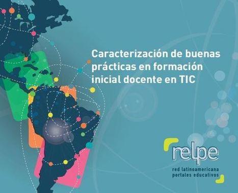 Identificación de buenas prácticas en uso de redes sociales entre docentes | Relpe | Educación y Tecnología | Scoop.it