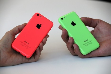 A New Generation of Phones From Apple- iPhone 5c   Apple iPhone 5c Deals & Offers   Scoop.it