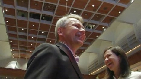 Greens select Haavisto as presidential candidate | Finland | Scoop.it