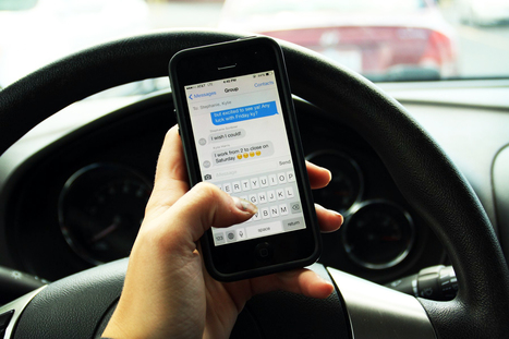 5 things to know: Distracted driving is killing more people | Atlanta Trial Attorney  Road SafetyNews; | Scoop.it