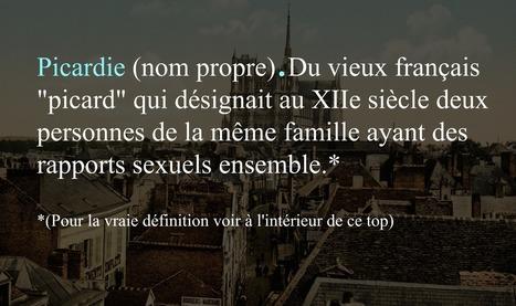 Top 21 des noms de régions françaises expliqués, l'étymologie de votre région adorée | ressources fle | Scoop.it