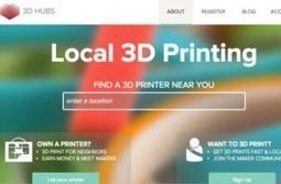 Balderton Capital backs crowdsourced 3D printing network 3D Hubs | 3D Printing | Scoop.it