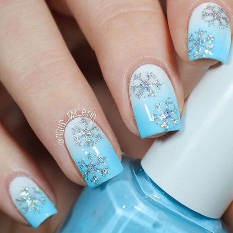 Christmas nails design 17 – Picturing Images | Fashion Home decor Tattoos Beauty Pictures | Scoop.it