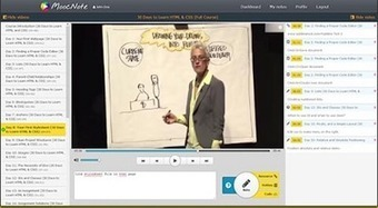 A New Educational Tool for Adding Notes to Videos (Ideal for Flipped Classrooms) ~ Educational Technology and Mobile Learning | TEFL & Ed Tech | Scoop.it