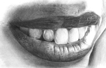 Drawing Realistic Mouth and Teeth | Drawing and Painting Tutorials | Scoop.it