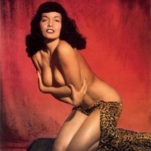 Bettie Page Playboy Playmate January 1955 | Sex History | Scoop.it