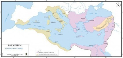Byzantine Empire | Important Empires I | Scoop.it