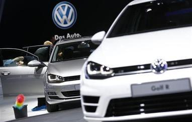 Volkswagen veut doubler ses capacités en Chine méridionale - Les Échos   Actualités Volkswagen   Scoop.it