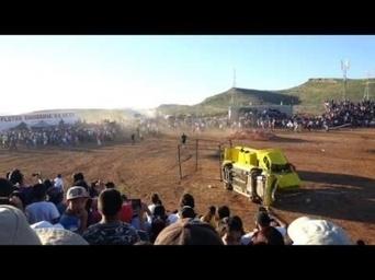 Mexique : un Monster Truck fonce dans la foule, tue 6 spectateurs et en blesse 47 autres | Les Informations sur la voie de notre monde. | Scoop.it