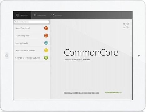 MasteryConnect | Getting Appy with the Common Core | Scoop.it