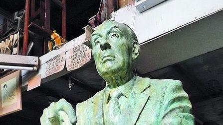Inauguran un monumento a Borges en la Biblioteca Nacional | Jorge Luis Borges | Scoop.it