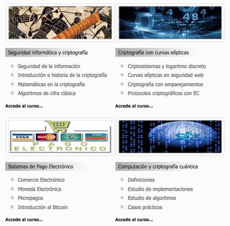 Crypt4you: MOOCs gratuitos de Seguridad informática & Seguridad de la Información en español | Educacion, ecologia y TIC | Scoop.it