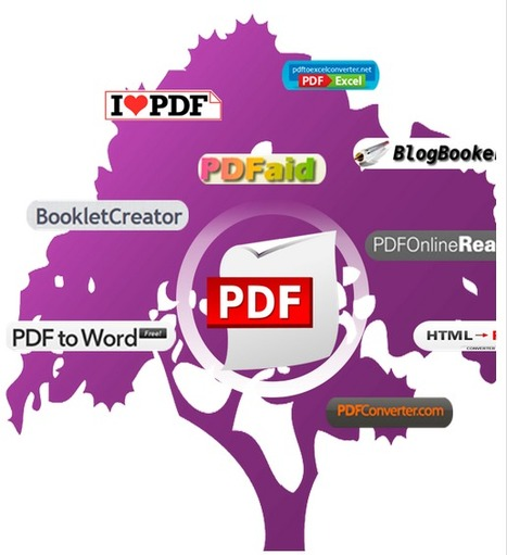 9 herramientas para trabajar con pdf | Tools, Tech and education | Scoop.it
