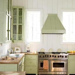 Six Inspiring Coastal Kitchens | HOMEspaces | Scoop.it
