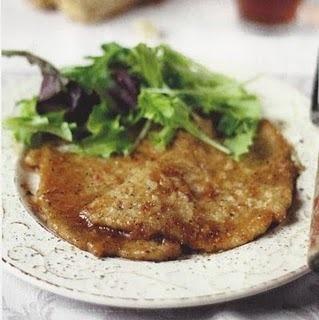 Escalope de veau au marsala cuisine italienne for Cuisine italienne