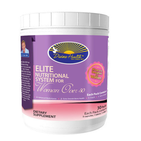 Nutritional System for Women Over 50 | Top Stories | Scoop.it
