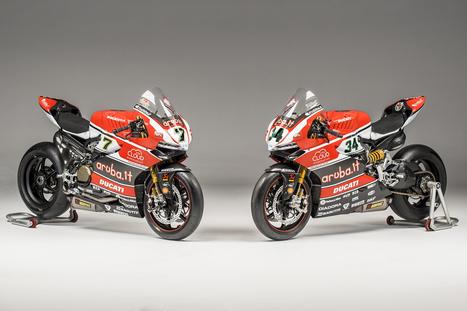 Aruba.it Racing - Ducati Superbike Team 2015 Photo Gallery   Ductalk Ducati News   Scoop.it