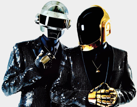 Daft Punk Documentary Includes Kanye West & Exclusive Performances | DJing | Scoop.it