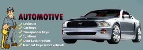 Car Locksmith Dallas | Virtual World | Scoop.it