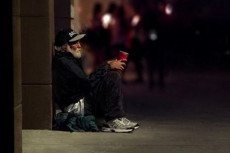 Homeless Plus : une application pour aider les sans-abri   Efficycle   Scoop.it