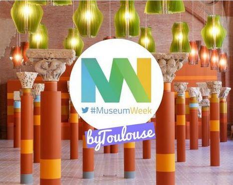 #MuseumWeek… by Toulouse ! | Patrimoine et Archives à Toulouse | Scoop.it