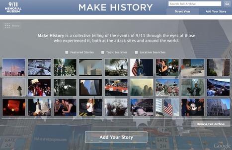 5 beaux dispositifs web et interactifs pour commémorer le 11 Septembre | L'actualité du webdocumentaire | Scoop.it