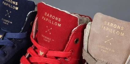 Barons Papillom : les 7 secrets des baskets les plus tendances de Paris enfin révélés. | My Tendance Company | Scoop.it