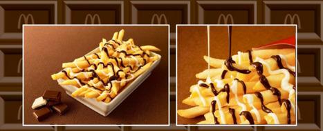 #McDo #Japon lance des #frites au #chocolat | What makes Japan unique | Scoop.it
