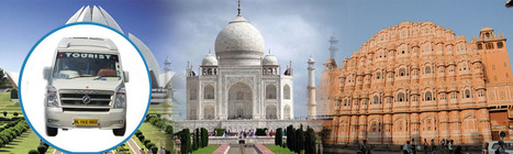 Experience The Best of The Capital With Delhi Tourism  Vis Saitourist Tempo Traveller | Hire Tempo Traveller in Delhi | Scoop.it