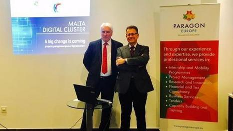 Malta Digital Cluster launched at Life Sciences Park | Digital Life and Beyond | Scoop.it