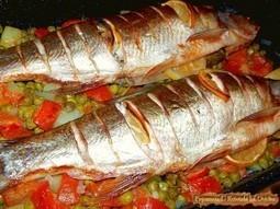 Peste cu legume la cuptor | Food and recipes | Scoop.it
