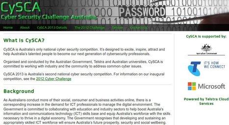 Australia organiza un concurso para mejorar la ciberseguridad | Ciberseguridad + Inteligencia | Scoop.it