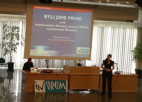 Stay open – relation from INFORUM 2013 (Prague, 21-22.05.2013) | Information Science | Scoop.it