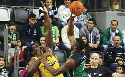 Maccabi Tel Aviv takes four-point lead back home - Jerusalem Post   viaje israel   Scoop.it