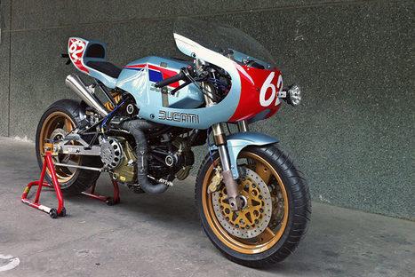 Radical Ducati 'Pantahstica' | Life, The Universe & Everything.... | Scoop.it