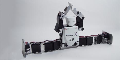 #DIY: Pour aimer vos robots, fabriquez les ! | Vous avez dit Innovation ? | Scoop.it