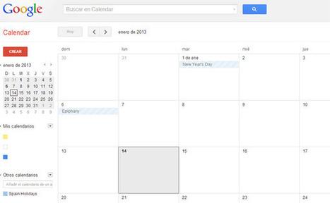 Los 10 mejores trucos para Google Calendar | Código Tic | Scoop.it