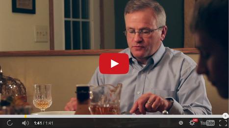 Sie hörten nicht auf, beim Essen auf dem Handy zu tippen. Doch der Vater hatte die perfekte Antwort. | iPad Sekundarschule | Scoop.it