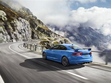 Most Powerful Jaguar Sedan : 2014 Jaguar XFR-S - Top Cars   Damn It's Awesome   Scoop.it