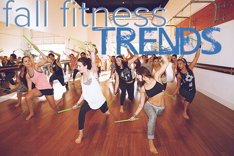 The 5 Indoor Fitness Trends Your Body Deserves to Try This Fall | familyonline | Scoop.it