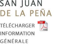 SAN JUAN DE LA PEÑA   Saragosse  -   Goya, l'enfant du pays   Scoop.it