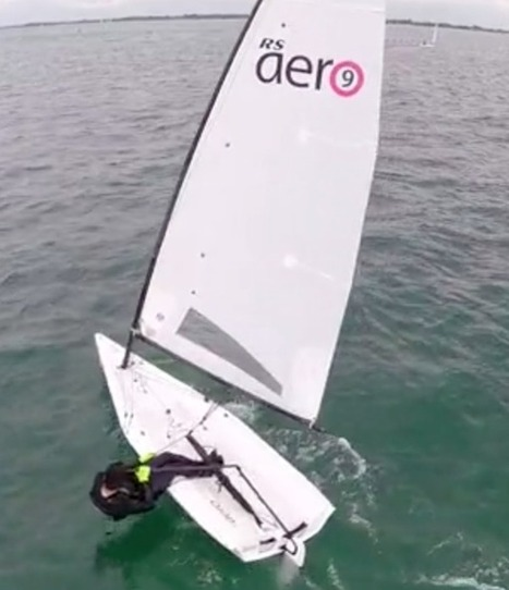Proper Course: Some More Marketing Fluff - RS Aero From the Air | Sailing articles for IBRSC | Scoop.it
