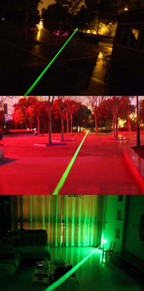 Extrem starker Laserpointer Grün 5000mW wärmeableitung | Laserpointer stark hohe Leistung kaufen | Scoop.it
