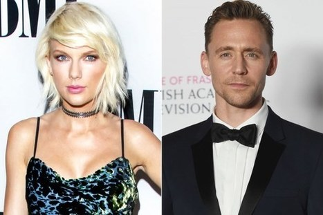 Tom Hiddleston Says Taylor Swift is 'An Absolute Delight' | Country Music Today | Scoop.it