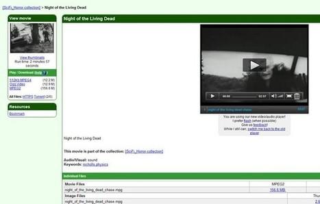 Internet Archive está a dar 1 milhões de músicas e vídeos - Exame Informática | Historia e Tecnologia | Scoop.it