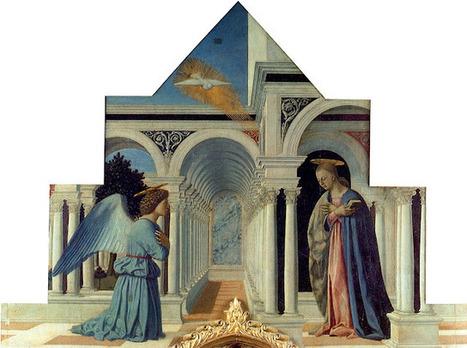 Piero della Francesca - L'annunciazione di Perugia | Capire l'arte | Scoop.it