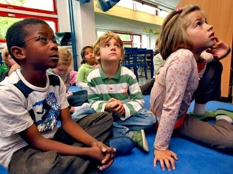 Integrating Mindfulness in Your Classroom Curriculum | School Library Advocacy | Scoop.it