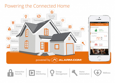 Alarm.com Rivals Nest with Smart Thermostat | Smart Home News and Trends | Scoop.it