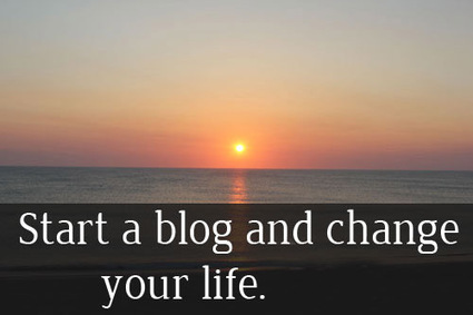How Blogging Can Change Your Life | Blogging Tips | Scoop.it